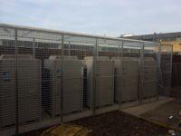 Air Con Outdoor Cage