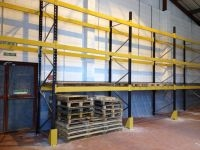 Pallet Racking install in Portsmouth
