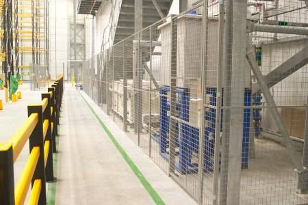 Cages for Material Handling