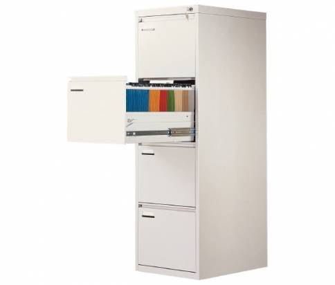 Filing Cabinet with 4 Drawers