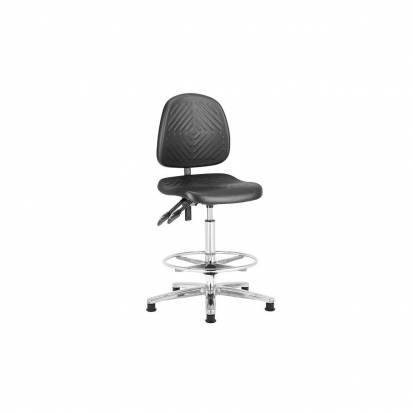 Cleanroom deluxe pu chairs
