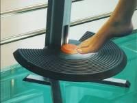 Discus Footrests