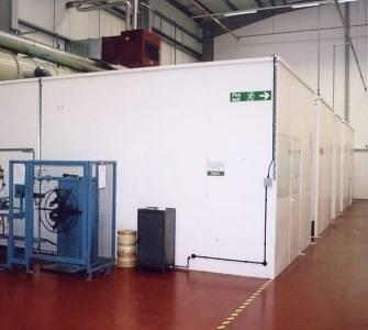 Sigma  Factory Enclosure