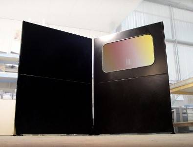 Scudo Welding Screens