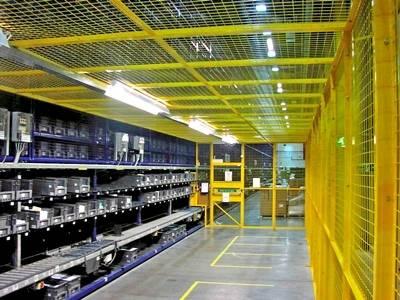 Indoor Storage Cage