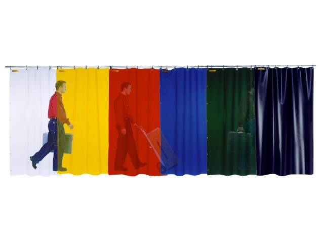 Transparent Protective Curtains From Gigant