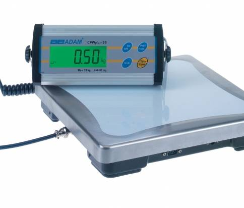 CPWplus Platform Weighing Scales Clipped