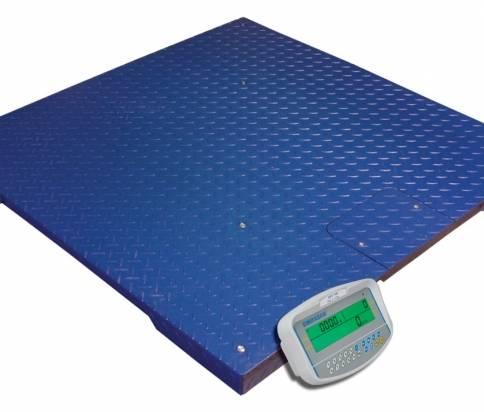 Platform Scales with GC Indicator