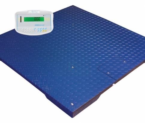 Platform Scales with GK Indicator