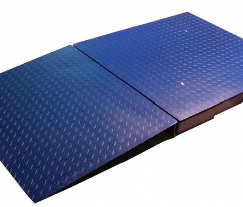 PT Platform Scales with lid