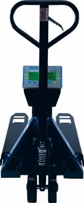PTS Pallet Truck Scales Back