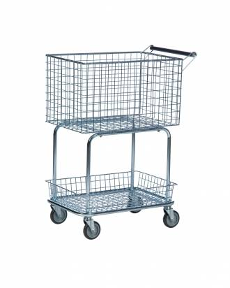 All Round Mesh Trolley (LM 4303-K)