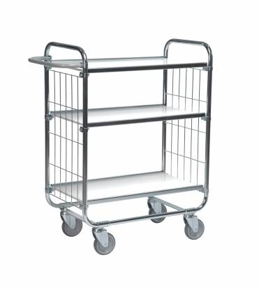 Flexible Shelf Trolley (KM 8000-3S)