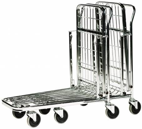 Easily Stackable Trolleys