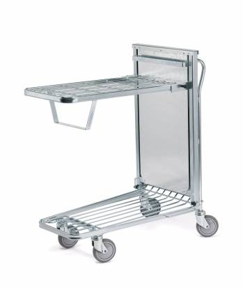 Self-Levelling Trolley
