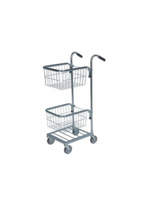 Mini Trolley with Baskets