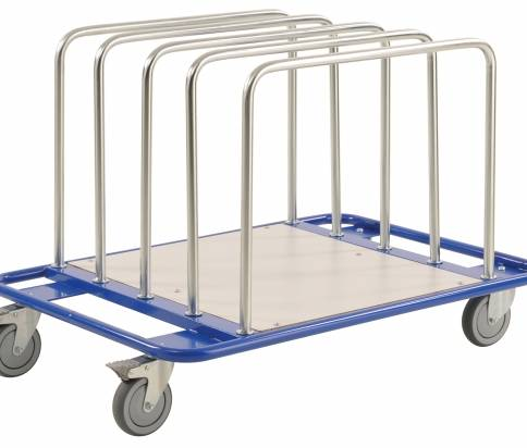 Board Trolley with 5 Loadbars