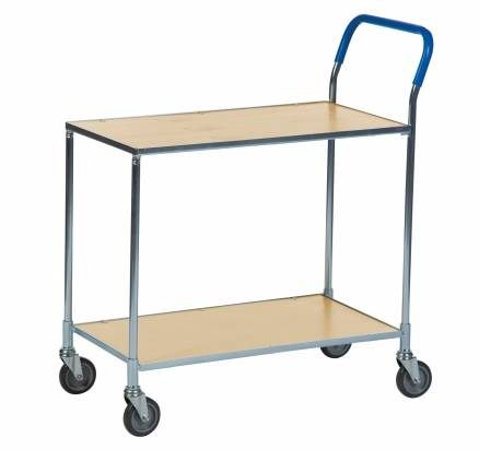 Shelf Trolley Birch