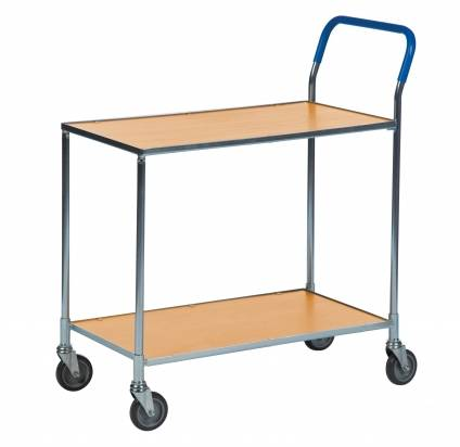 Shelf Trolley Beech