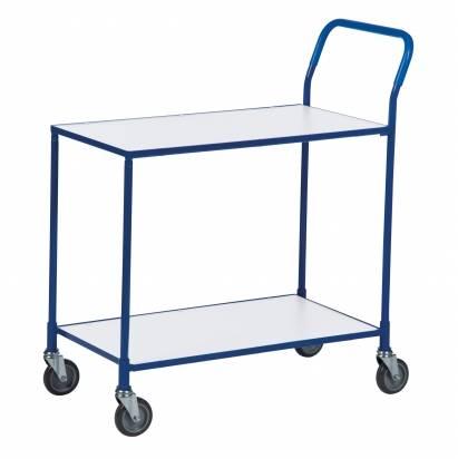 Shelf Trolley Blue Frame (KM 3730-6)