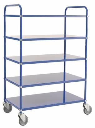High Shelf Trolley - 5 Shelves (KM 4124-B)