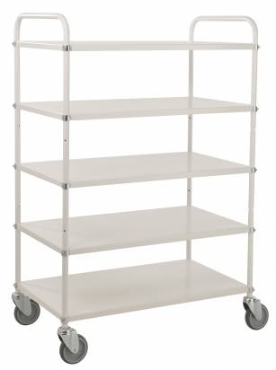High Shelf Trolley - 5 Shelves (KM 4124)