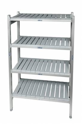 Eko fit shelving unit