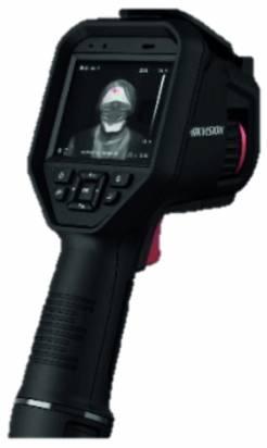 Fever scanning temperature monitor