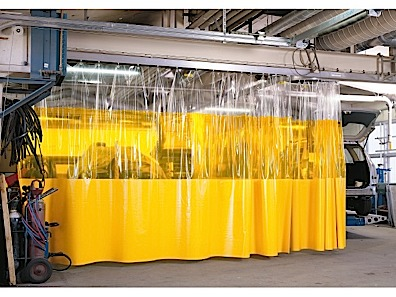 Protective Curtain