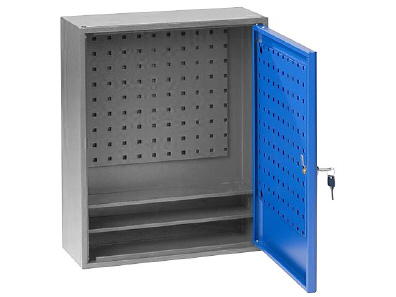Tool Cabinet with Panel