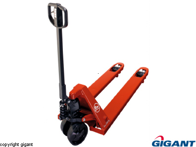 Hand pallet truck BT LHM 230 Q High-speed lifting