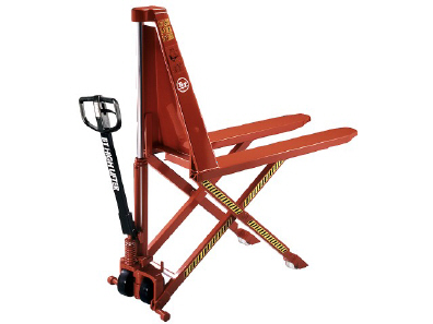 Scissor lift truck BT