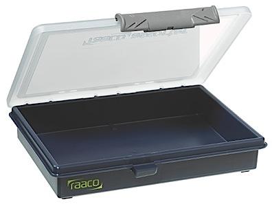 Storage box of PP height 32 Raaco