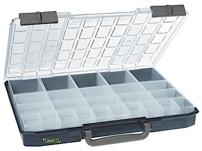 Storage case Carry-Lite 55 Raaco