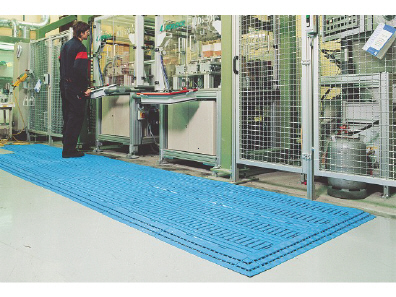 Extendable Workstation Mat