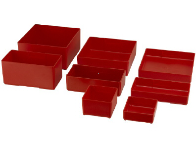Fittings for Drawers, Small Part Boxes