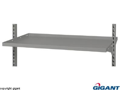 Tool Shelf, Double Shelf, Lengths 645-875mm, Depths 450-610mm