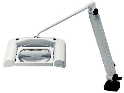 Magnifier lamp 3x9W Waldmann