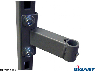 Fastening devices for light fittings Waldmann
