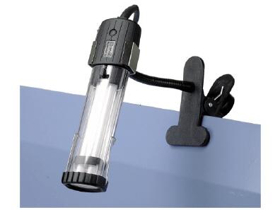 Hand lamp fluorescent lamp Waldmann