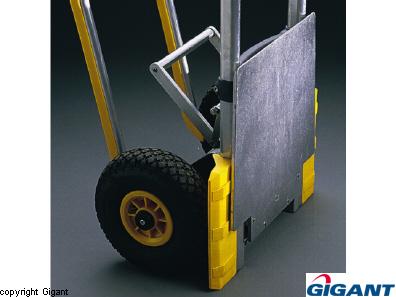 Sack barrow max 250 kg aluminium