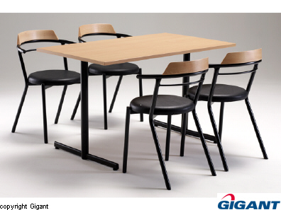 Tables (Ø 70 - 120cm) and Chairs