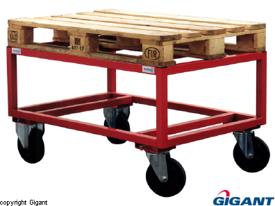 Pallet trolleys high