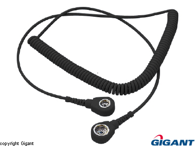 Connection Cable for ESD Wrist Strap