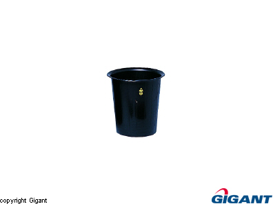 Wastebasket for ESD environments