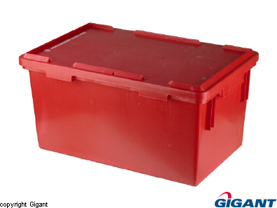 Container with lid for Hazardous Waste
