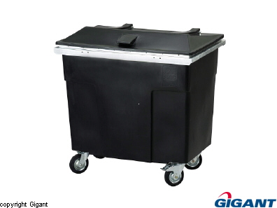 Waste container ESD 600 L