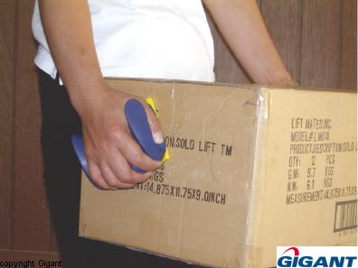 Lifting handle