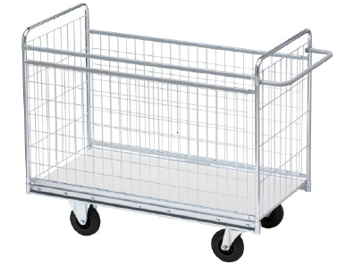 Packet trolley