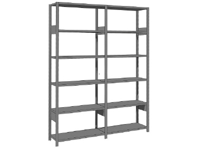 Adjustable Shelving